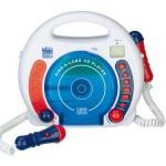 Reproductor Happy People - Reproductor de CD y radio para niños