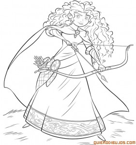 Princesa-Merida