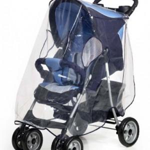 Carrito bajo Reer -Protector-para-la-lluvia-para-silla-de-paseo-tamaño-XL