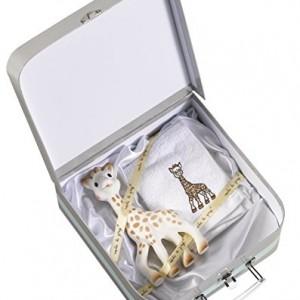 Interior set Vulli - Juego de accesorios para bebé, Sophie la jirafa