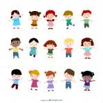 Ropa para niños y niñas