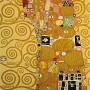 El abrazo Clementoni - Madre e hija de Gustav Klimt, rompecabezas de 1000 piezas.