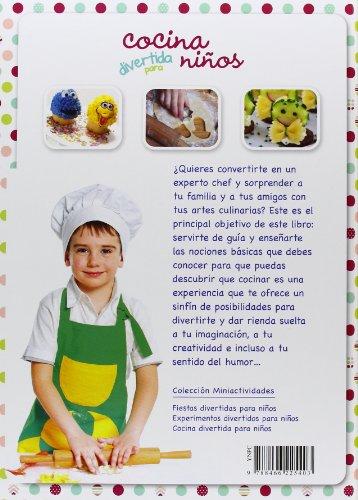 Libsa cocina divertida para ni os club peque club peque for Cocina divertida para ninos