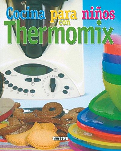 Susaeta cocina para ni os con thermomix club peque for Cocina para ninos