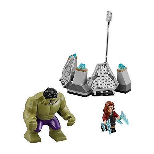 LEGO Super Héroes – Los Vengadores, la Era de Ultrón – Juego de ...