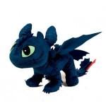 Desdentao Comó entrenar a tu dragón - Peluche Desdentado (40 cm)