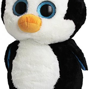 Pingüino Ty - Pingüino peluche (42 cm)