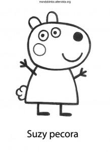 disegno-peppa-pig-colorare-suzy
