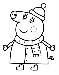 mamma-pig-ha-messo-sciarpa-e-berretto
