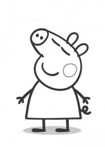 peppa-pig-dibujos-colorear