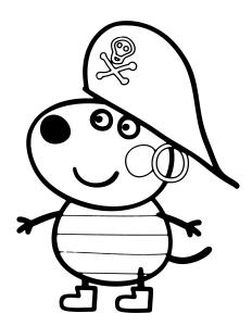 pintar-dibujos-de-peppa-pig