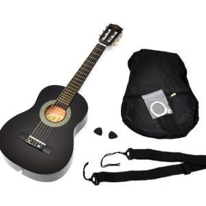 ts-ideen-52071-Guitarra-clsica-para-nios-completa-con-funda-correa-y-cuerdas-de-reemplazo-calidad-estndar-tamao-14-color-negro-0