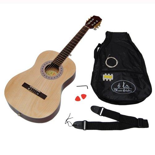 acústica ts-ideen – Guitarra clásica para niños de 8 a 12 años