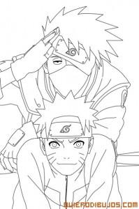 Kakashi-y-Naruto
