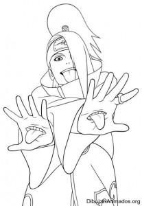 Naruto-colorear11