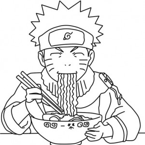 Naruto_ramen_lineart_by_Saamy_antha